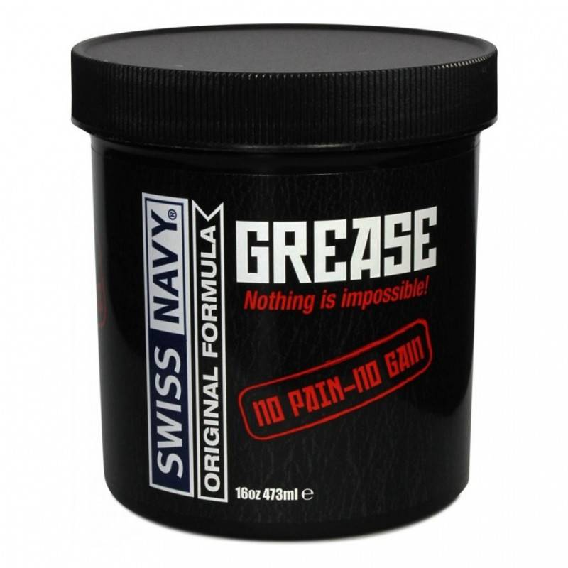 Grease lubricant