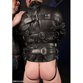 Bondage, BDSM, Mr. S Leather, Camisoles and suits, Leather, Restraint, Leather, Restraint