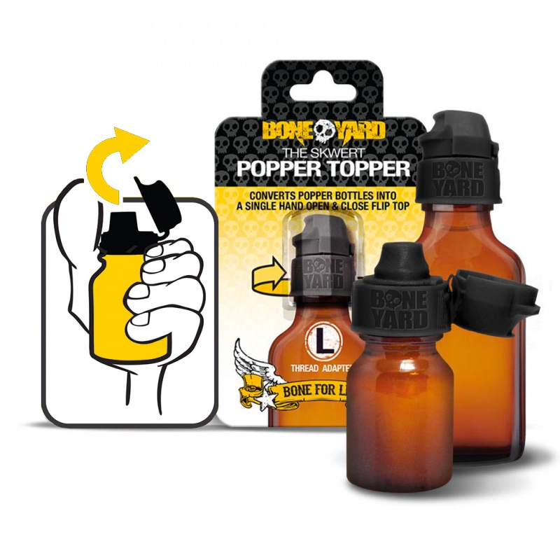 Accessoires poppers