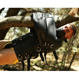 Fesselspiele, BDSM, Mr. S Leather, Bondage-Anzüge, Leder, Fesseln, Leather, Restraint